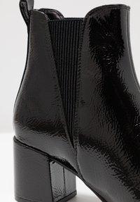 New Look Wide Fit - WIDE FIT AMIGO - Støvletter - black - 2