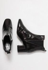 New Look Wide Fit - WIDE FIT AMIGO - Støvletter - black - 3