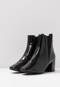 New Look Wide Fit - WIDE FIT AMIGO - Støvletter - black - 4