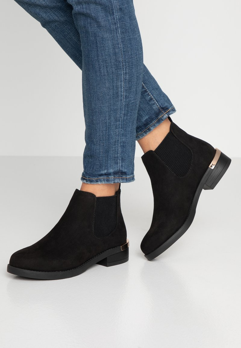 New Look Wide Fit - WIDE FIT BECCA - Ankle Boot - black