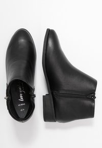 New Look Wide Fit - WIDE FIT DEIDRE - Ankle boots - black - 3