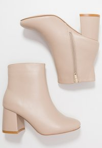 New Look Wide Fit - WIDE FIT BARISSA  - Tronchetti - offwhite - 3