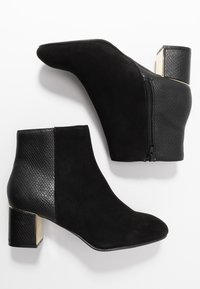 New Look Wide Fit - WIDE FIT ALFIE - Ankelboots - black - 3