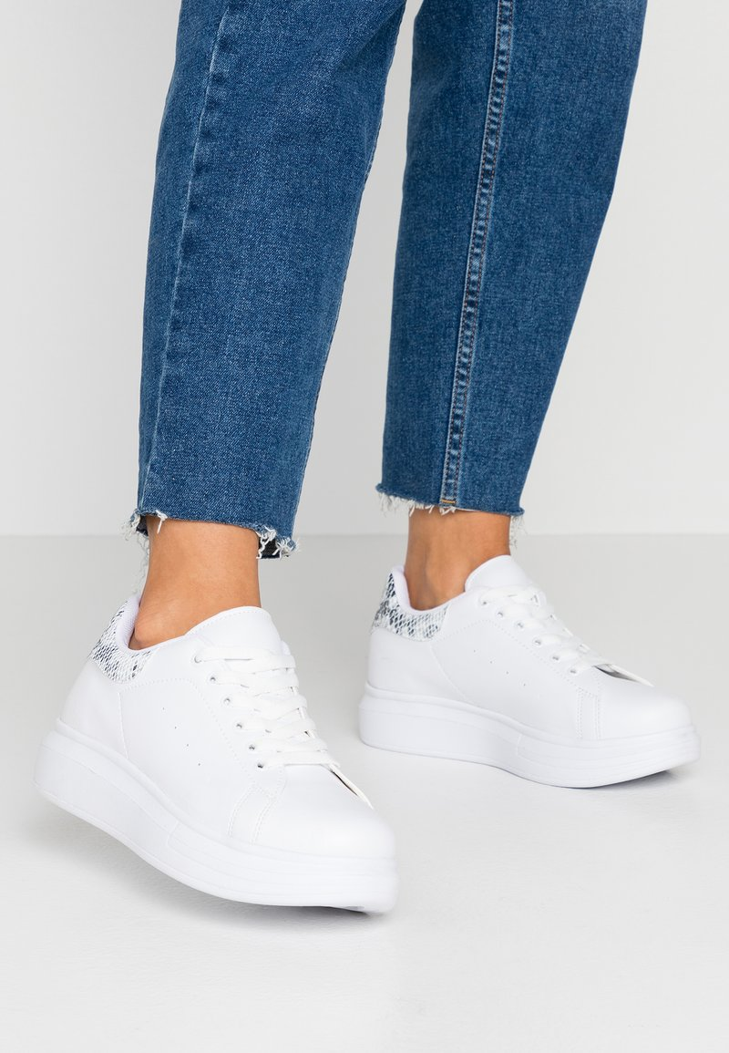 Nly by Nelly - PERFECT - Sneaker low - white