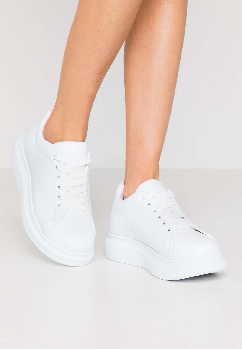 Nly by Nelly - PERFECT - Sneakers laag - white