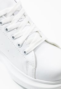 Nly by Nelly - PERFECT - Sneakers laag - white/pink - 2