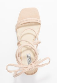 Nly by Nelly - SPELL ON YOU - Sandaler med høye hæler - beige - 3