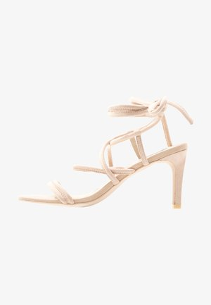 SPELL ON YOU - High heeled sandals - beige