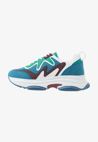 Nly by Nelly - BRILLIANT - Sneakers - blue/green - 1