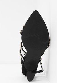 Nly by Nelly - MAGIC NIGHT - Sandaler med høye hæler - black - 6