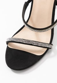 Nly by Nelly - TRIPLE JEWEL STRAP  - Sandaletter - black - 2