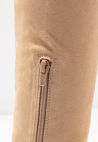 Nly by Nelly - MID THIGH BOOT - High heeled boots - nougat - 2
