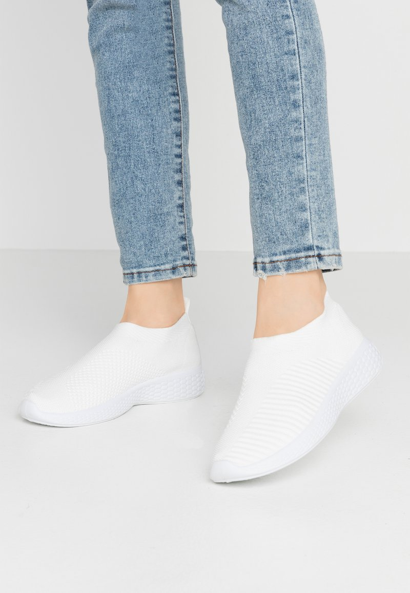 Nly by Nelly - Slip-ons - white