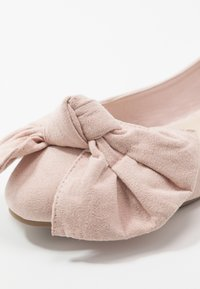 Nly by Nelly - BOW  - Ballet pumps - dusty pink - 2