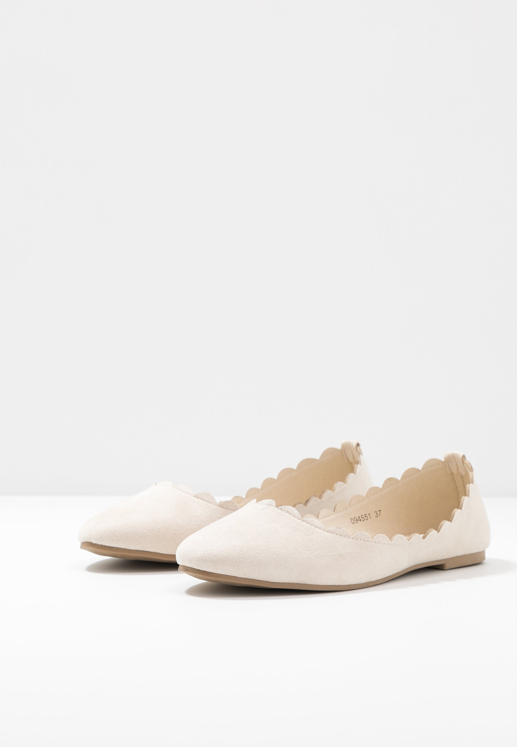 Nly by Nelly CLOUD  - Baleriny - beige