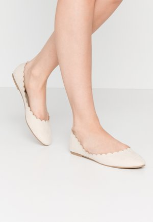 CLOUD  - Ballet pumps - beige