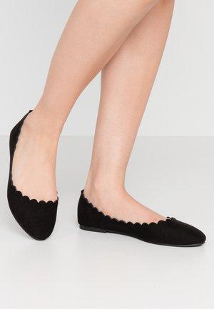 CLOUD  - Ballerina - black