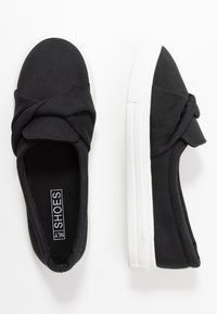 Nly by Nelly - TWIST  - Slippers - black - 3