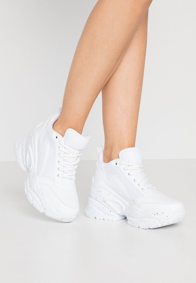 FLY CHUNKY  - Trainers - white