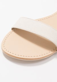Nly by Nelly - PLAIN ANKLE STRAP  - Sandals - beige - 2