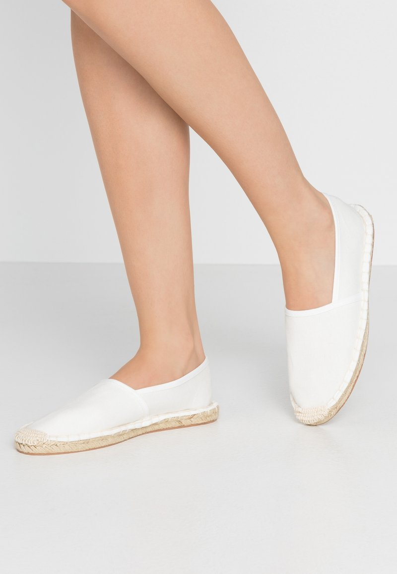 Nly by Nelly - Espadrille - offwhite