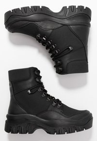 Nly by Nelly - TRUE LOVE - Ankle boots - black - 3