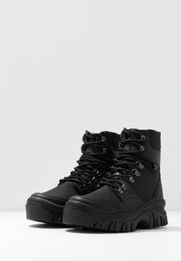 Nly by Nelly - TRUE LOVE - Ankle boots - black - 4