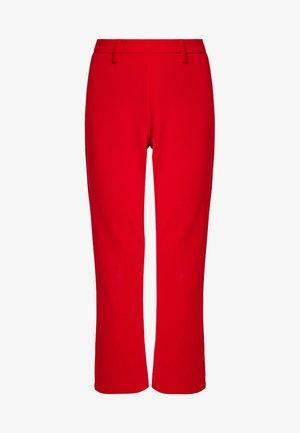 PERFECT DAY PANTS - Pantalon classique - red