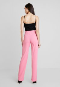 Nly by Nelly - STRAIGHT PANT - Trousers - pink - 3