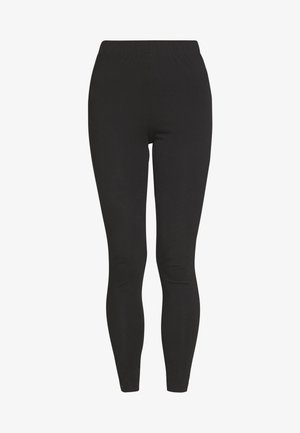 PERFECT LEGGINGS - Legíny - black