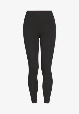 PERFECT LEGGINGS - Leggings - black