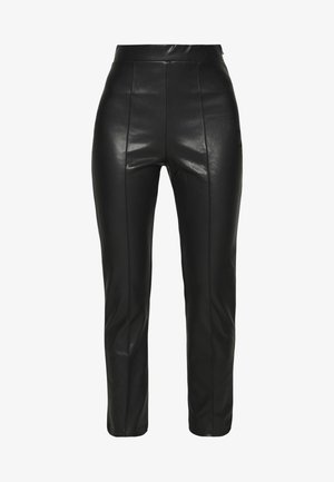 STUNNING PANTS - Trousers - black