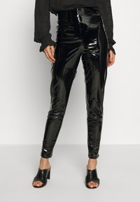 Nly by Nelly - PANT - Trousers - black - 0