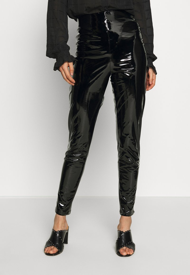 Nly by Nelly - PANT - Trousers - black