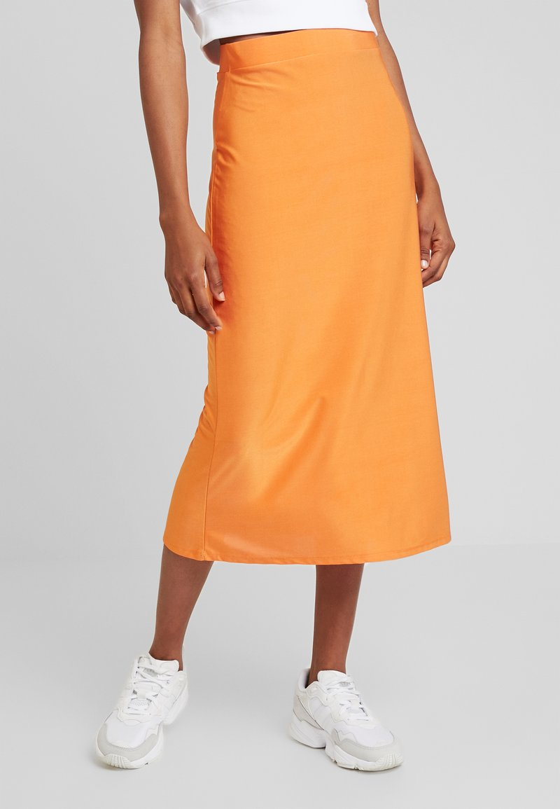 Nly by Nelly - ON POINT SKIRT - Bleistiftrock - orange