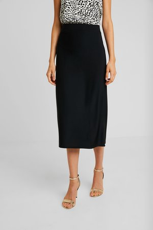ON POINT SKIRT - Pencil skirt - black