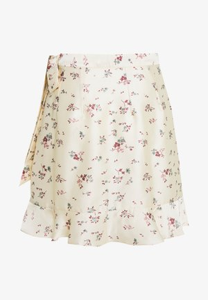WRAPPED FEELS SKIRT - A-linjainen hame - multicolor
