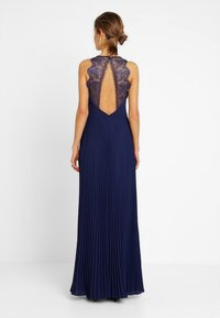Nly by Nelly - PLEATED GOWN - Galajurk - navy - 3
