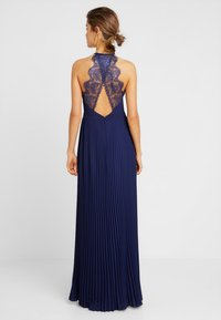 Nly by Nelly - PLEATED GOWN - Galajurk - navy - 4