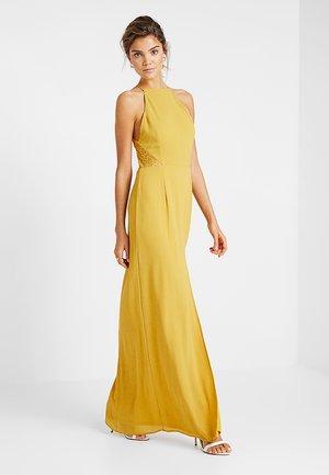 INSERT GOWN - Společenské šaty - yellow