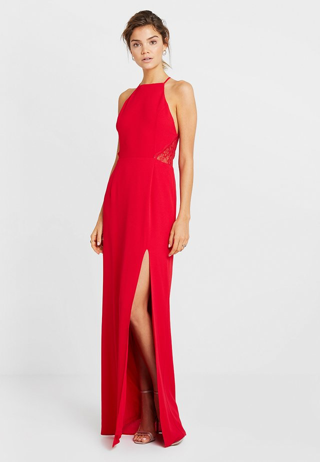 INSERT GOWN - Occasion wear - red