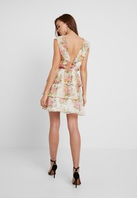 Nly by Nelly - SHEER FRILL DRESS - Kjole - multi-coloured - 2