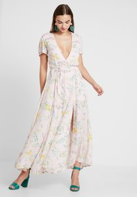Nly by Nelly - LOVELY LONG DRESS - Maxi dress - multi-coloured - 1