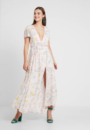 LOVELY LONG DRESS - Maxi šaty - multi-coloured