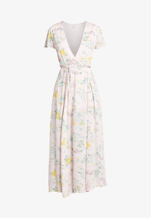 LOVELY LONG DRESS - Maxi-jurk - multi-coloured