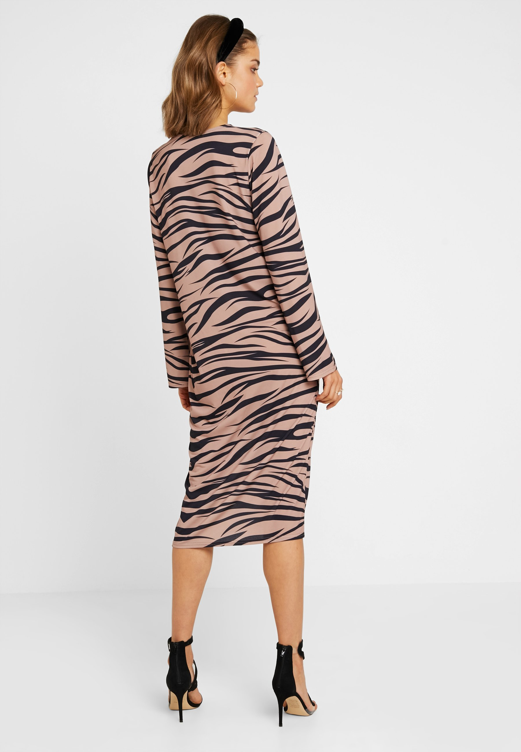 Brown DressRobe Longue Nelly Light Nly By Hope hoCtQxBsrd
