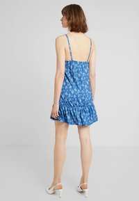 Nly by Nelly - IN YOUR DREAMS DRESS - Robe en jersey - blue - 2