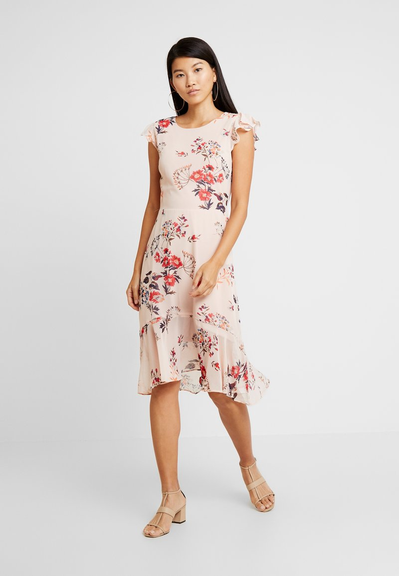 Nly by Nelly - SHAPED DRESS - Cocktailkleid/festliches Kleid - multi-coloured
