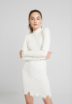 DESTROYED DRESS - Kotelomekko - off white