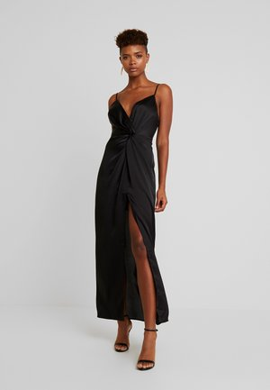 YOU GOT IT DRESS - Vestito lungo - black